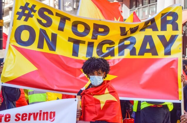 U.S. To Freeze Funding For Ethiopia As Tigray Abuses Surface