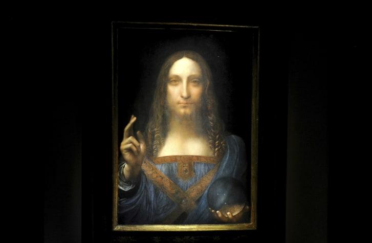 $1B Feud Involving Leonardo's 'Salvator Mundi' Reveals Dark Side Of The Art World