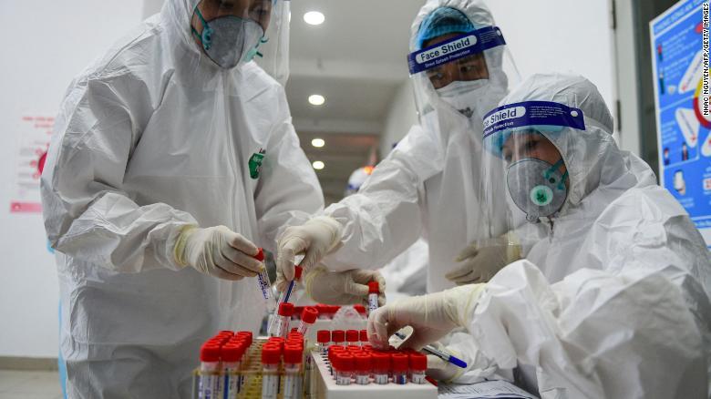 Vietnam Detects A Suspected New India-UK Coronavirus Variant