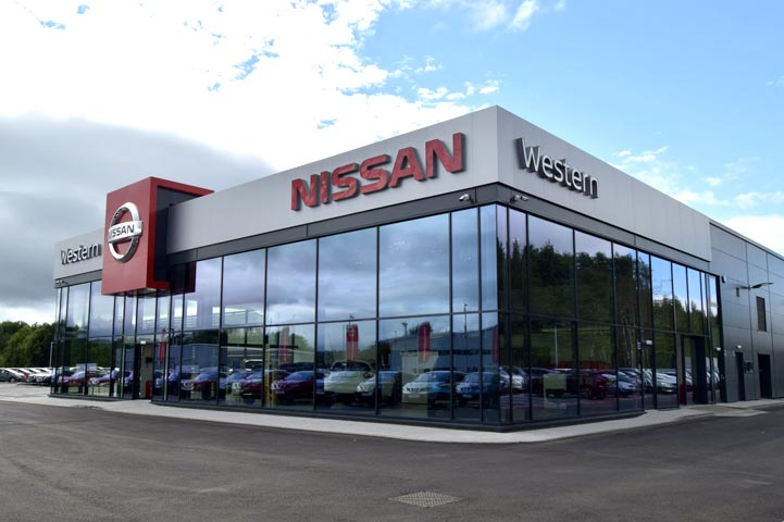 Nissan Delays Release of Flagship Electric Car Amid Chip Crunch