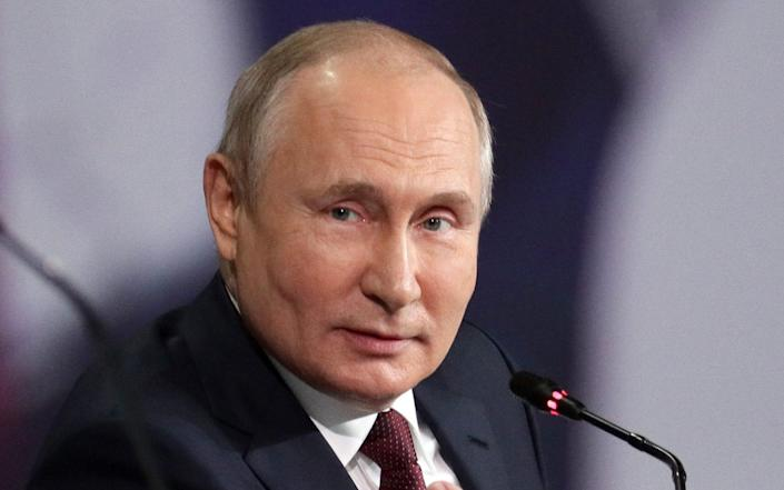 Vladimir Putin Warns MI6 Boss: 'Just Live Your Life' And Stop Worrying About Russia