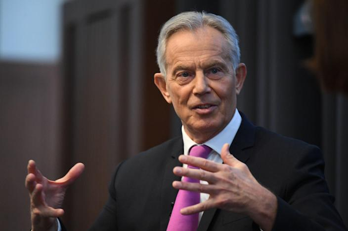 Covid UK: Vaccinated and Non-Vaccinated People Should Have Different Freedoms, Tony Blair Says