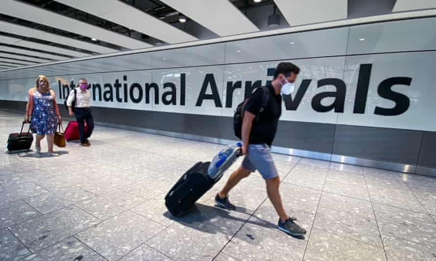 UK International Travel Policy Branded Confusing, Dangerous and Haphazard