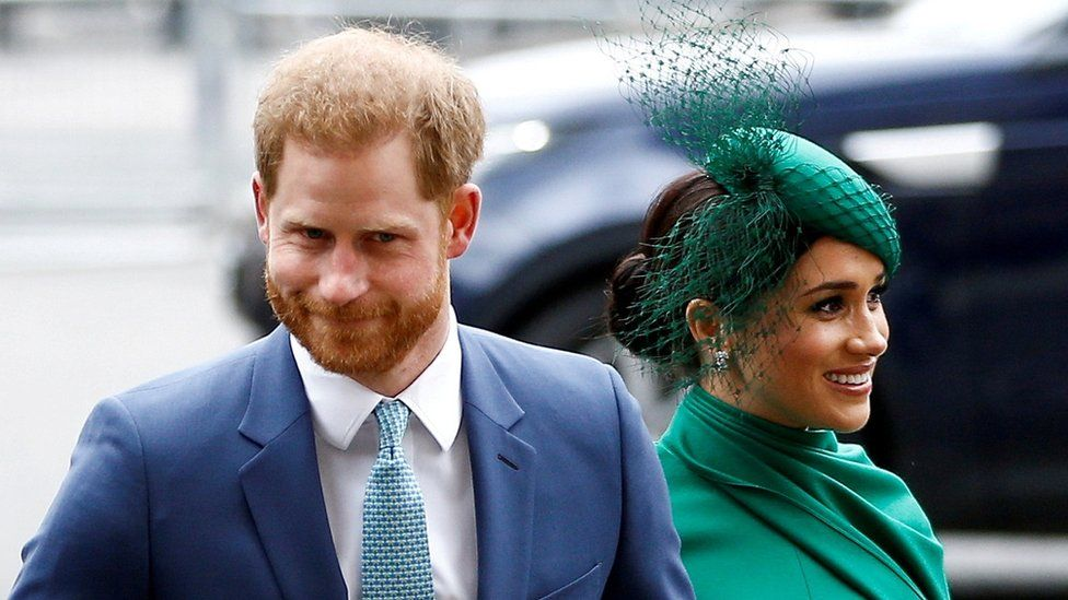 Prince Harry And Meghan Announce Birth Of Baby Girl
