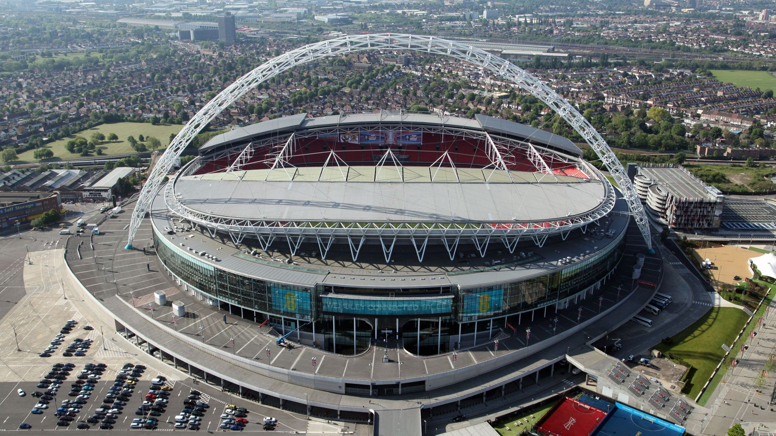 Vaccine Passports Or Proof Of Negative Test To Be Used At Wembley For Euro 2020 Matches