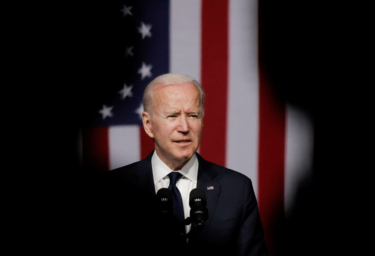 Biden Takes The Lead Role He's Always Craved In His High-Stakes First Trip Abroad As President