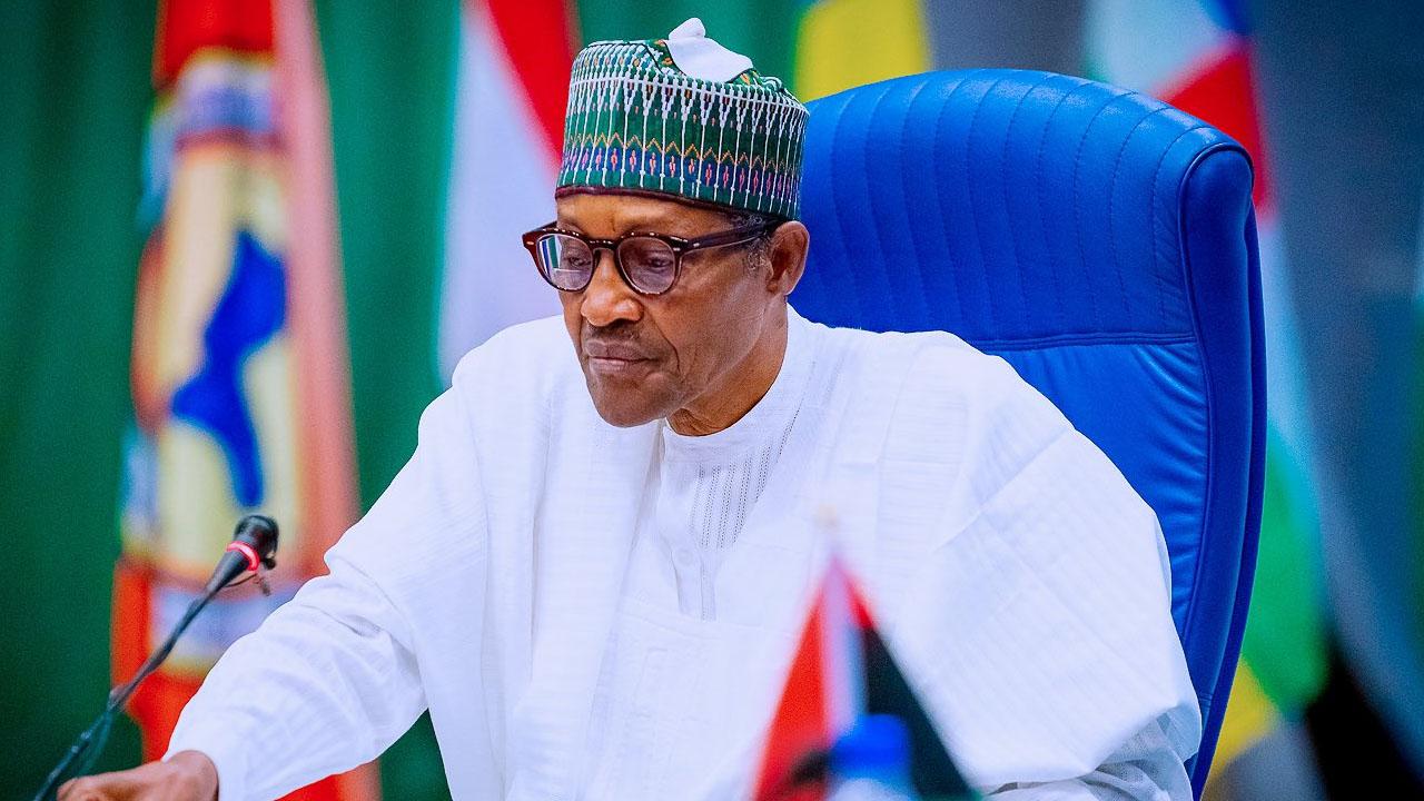 APC Will Decide Next President, Not Me —Buhari