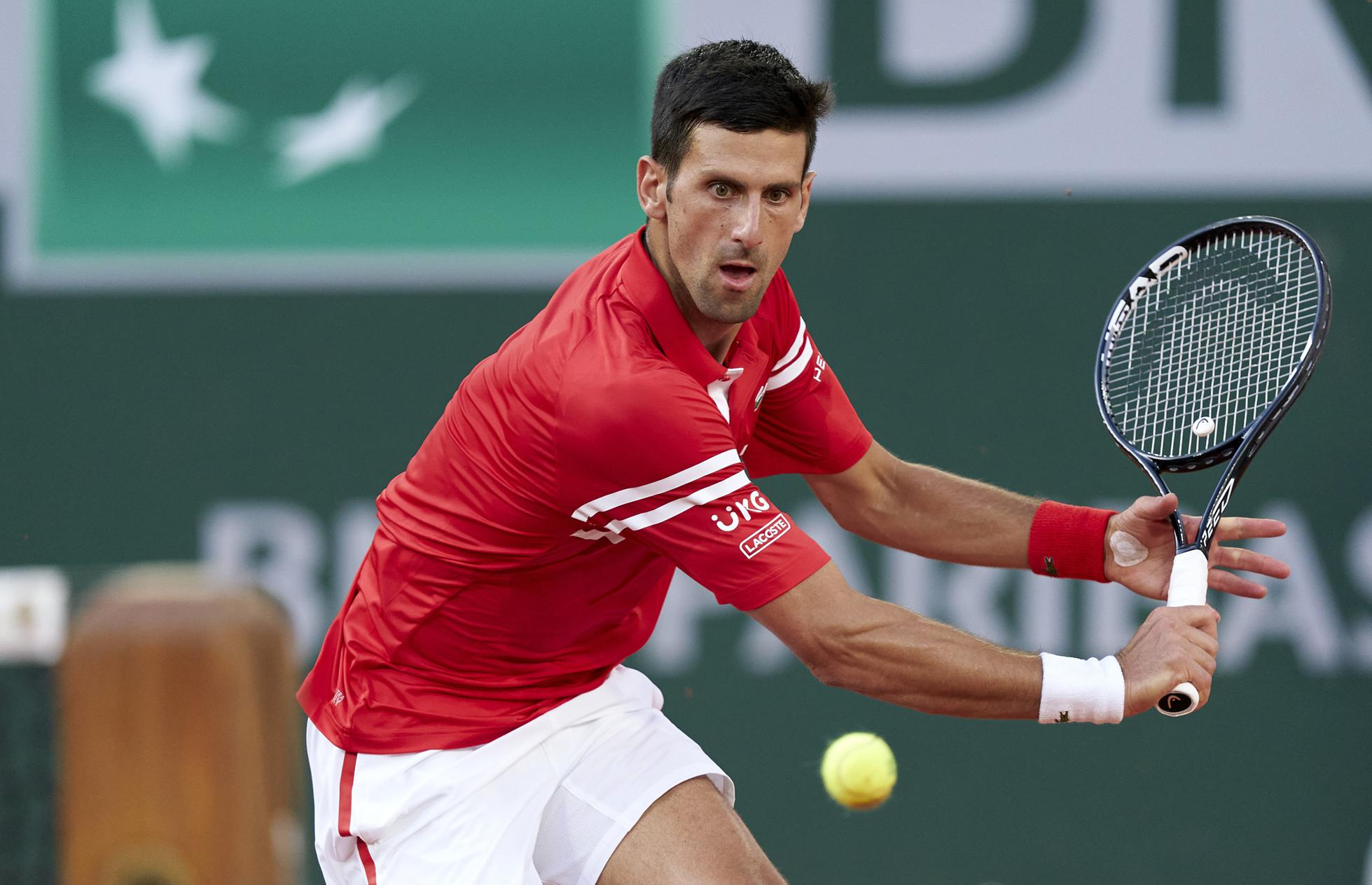 A New Tennis GOAT? How Novak Djokovic Stacks Up Against Nadal And Federer