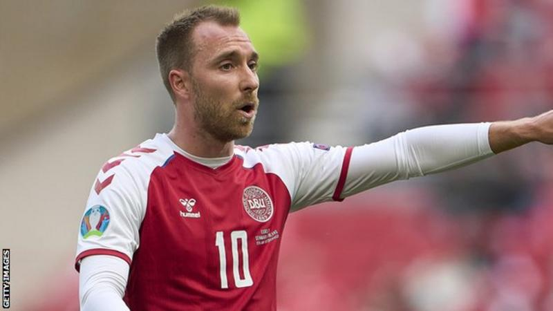 Christian Eriksen To Have Heart-Starting Device Fitted After Collapse