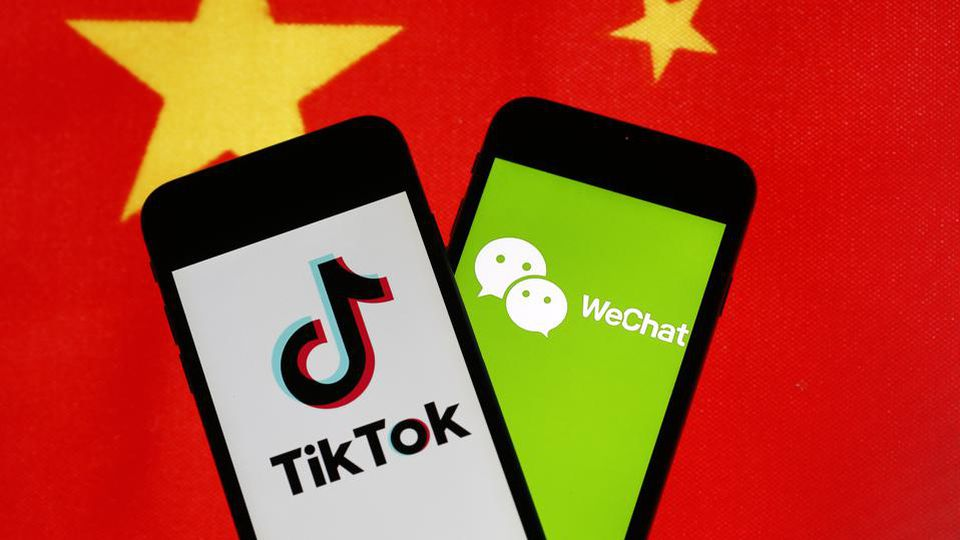 Chinese-Owned Apps May Face Subpoenas And Bans Under Biden's June 9 Order, Report Says