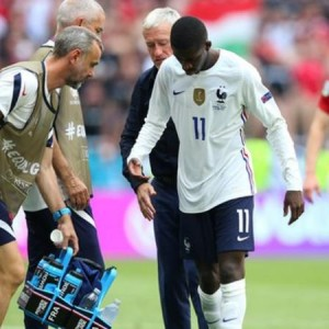 euro-2020-france-forward-ousmane-dembele-ruled-out-of-tournament-by-injury