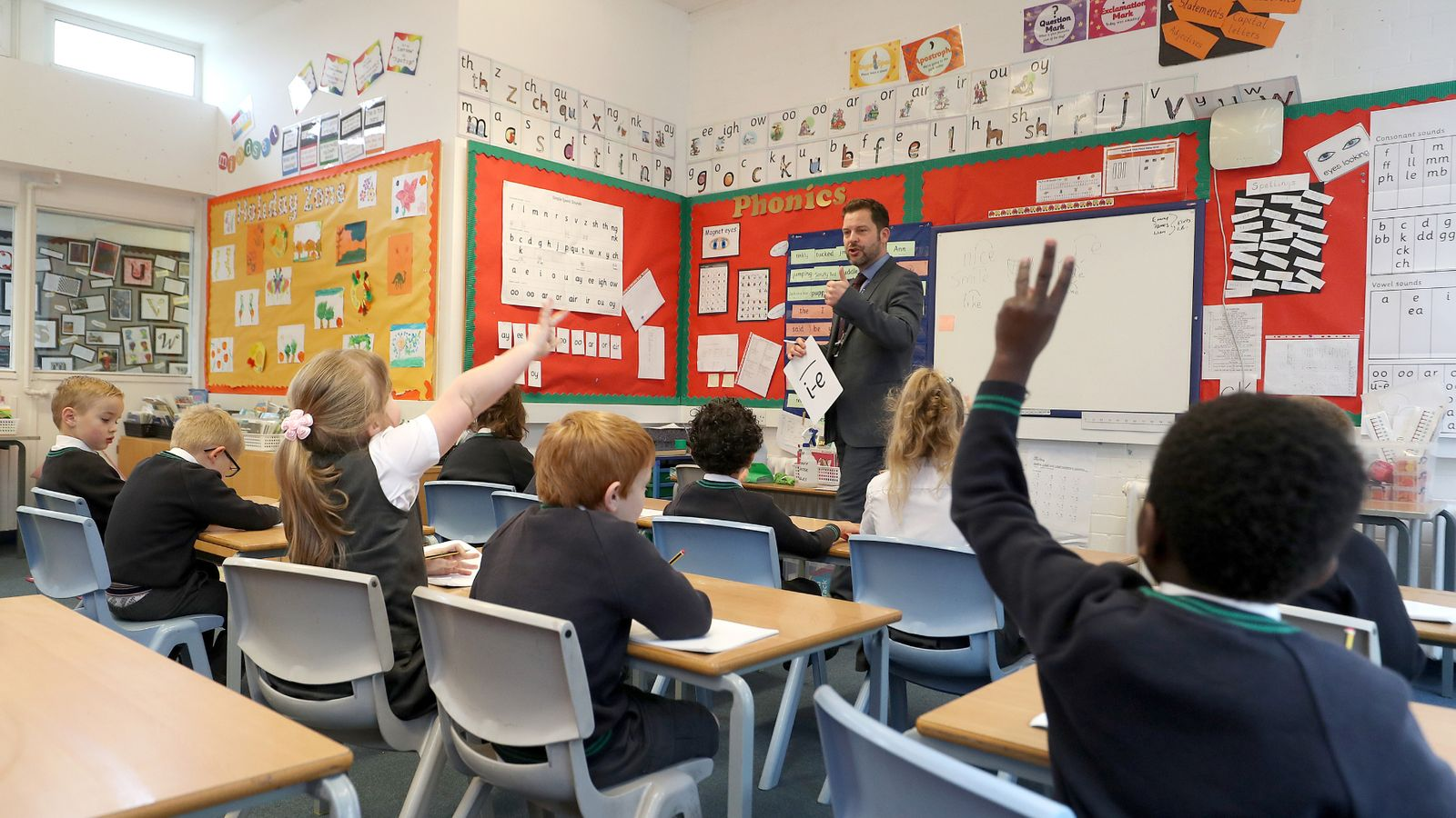 Terms Such As 'White Privilege' Have Contributed To 'Neglect' Of White Pupils, Report Finds