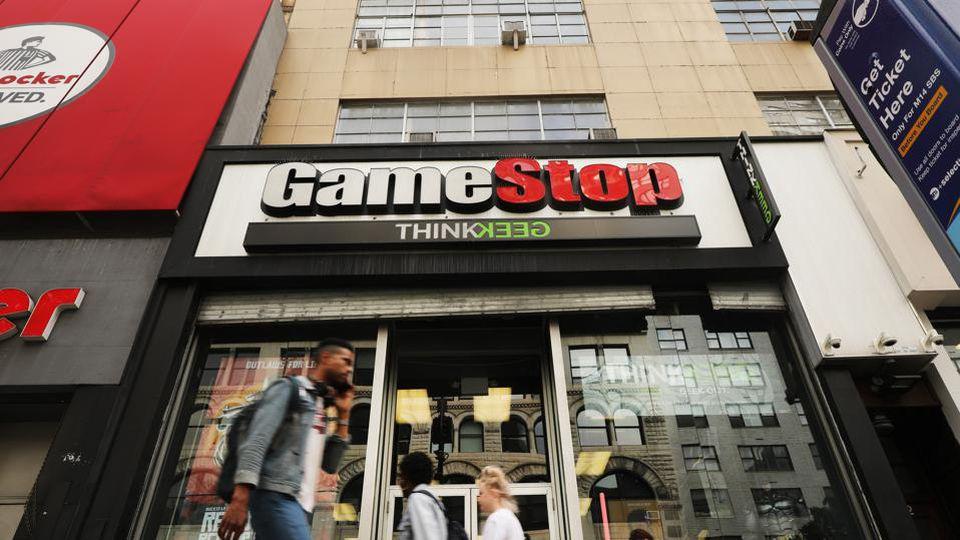 GameStop Raises $1.1 Billion—Cashing In On 1,200% Reddit-Fueled Surge