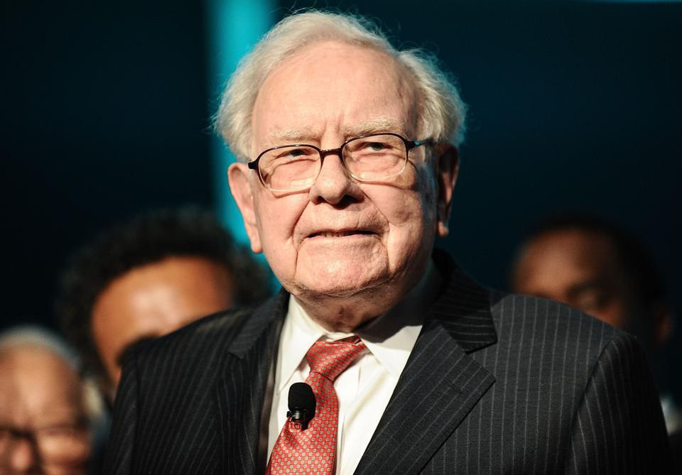 Warren Buffett Donates Another $4.1 Billion And Resigns From Gates Foundation
