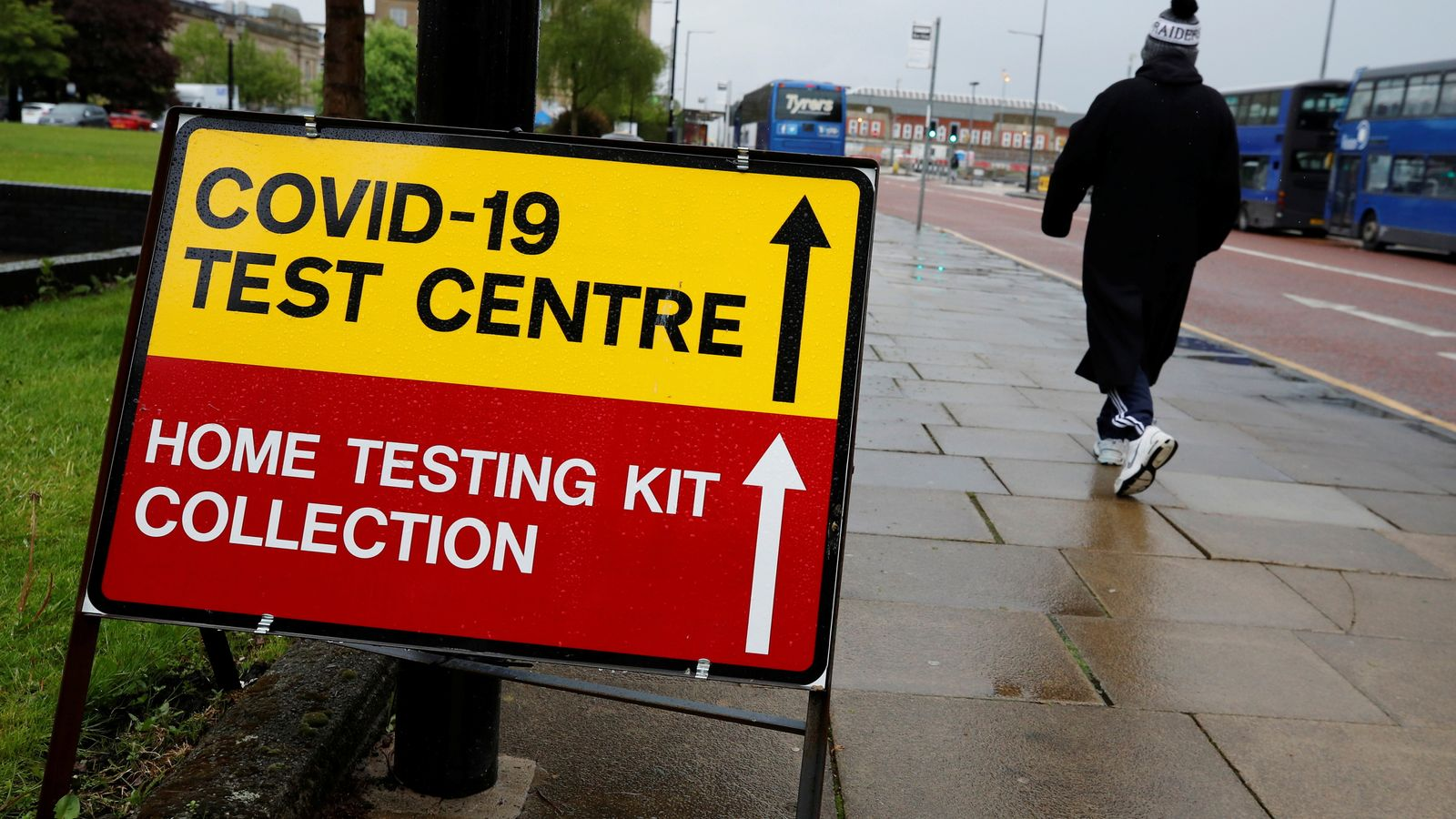 COVID-19: UK Reports 16,135 New Cases And Another 19 Deaths