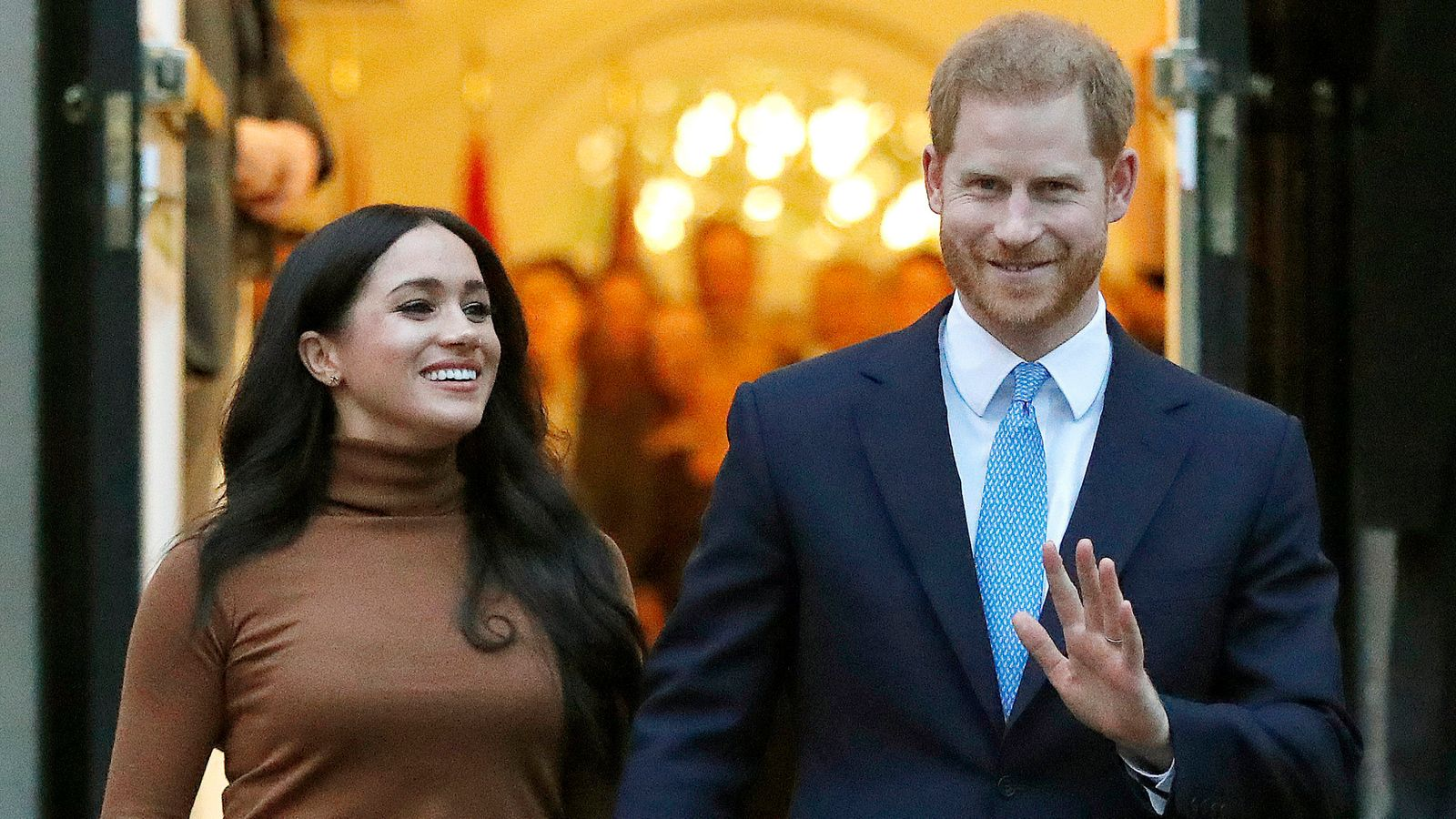 Prince Charles Gave 'Substantial Sum' To Harry And Meghan After Megxit, Report Reveals