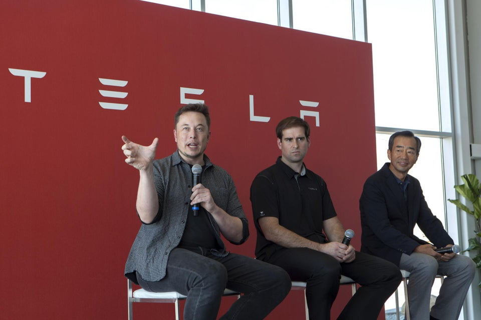 Panasonic, Tesla's Oldest Industrial Partner, Said To Have Sold Off Its Entire Tesla Stake