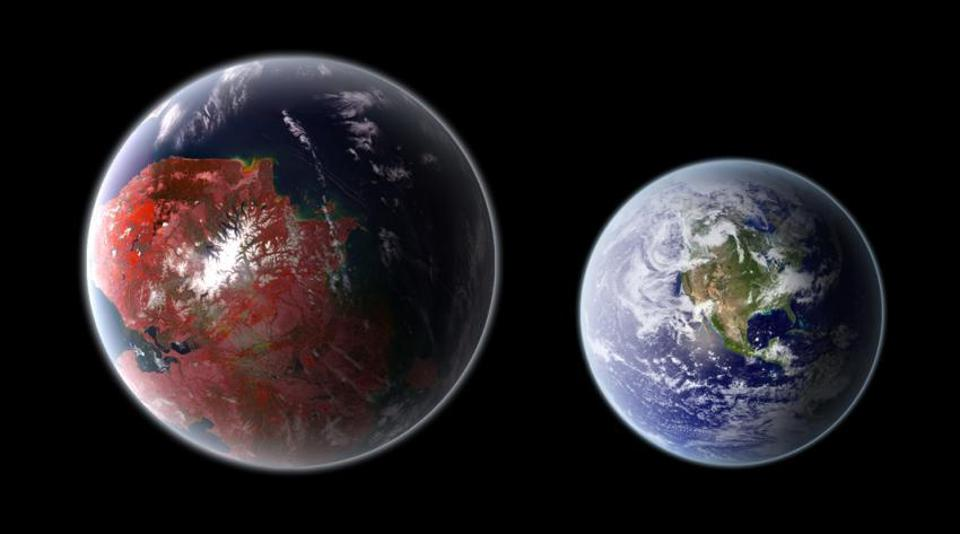There Is Only One Other Planet In Our Galaxy That Could Be Earth-Like, Say Scientists
