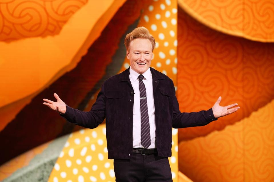 Conan Ends 28-Year Late Night TV Run With Series Finale