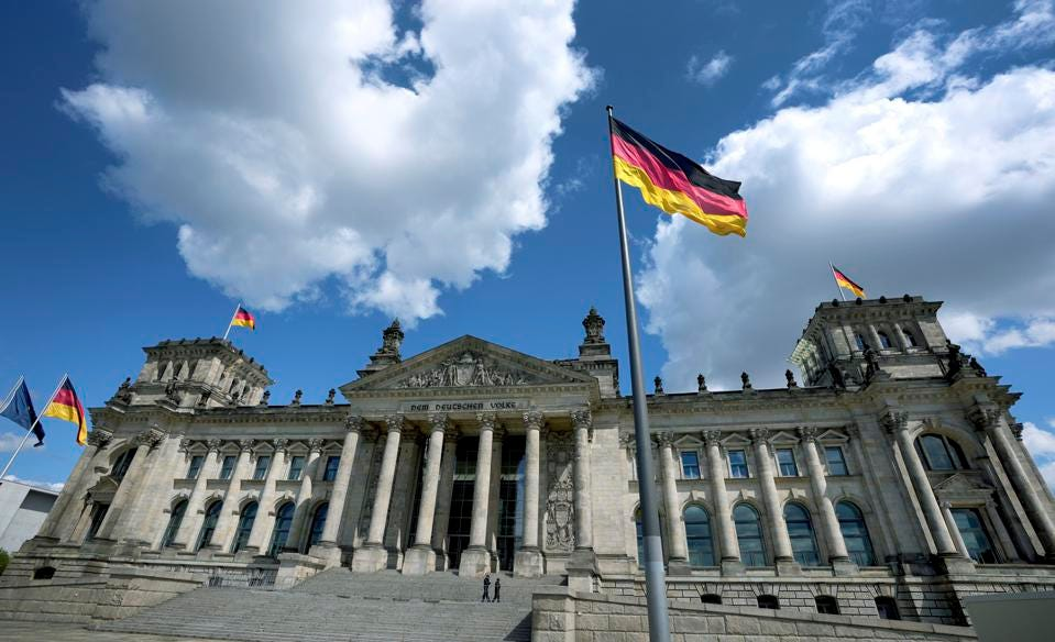Germany Will Let Descendants Of Jews And Other Nazi Targets Apply For Citizenship