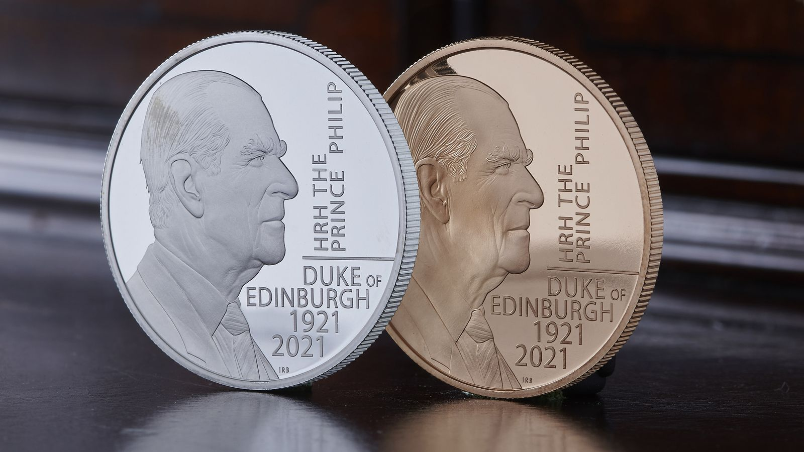 Prince Philip: New £5 Coin Released To Commemorate Duke Of Edinburgh