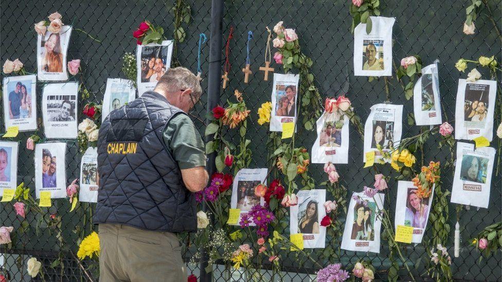 Florida Building Collapse: Fifth Body Found In Survivor Hunt