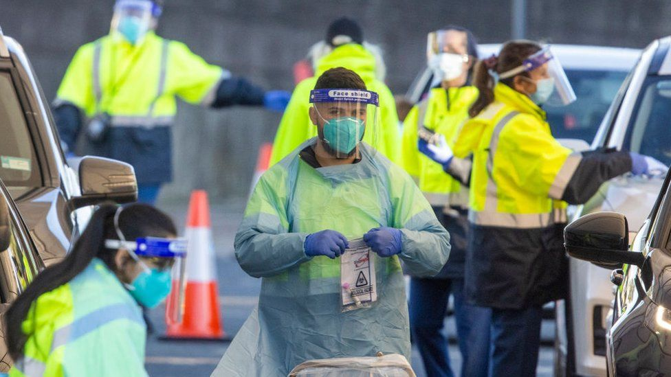 Outbreaks Emerge Across Australia In 'New Phase' Of Pandemic