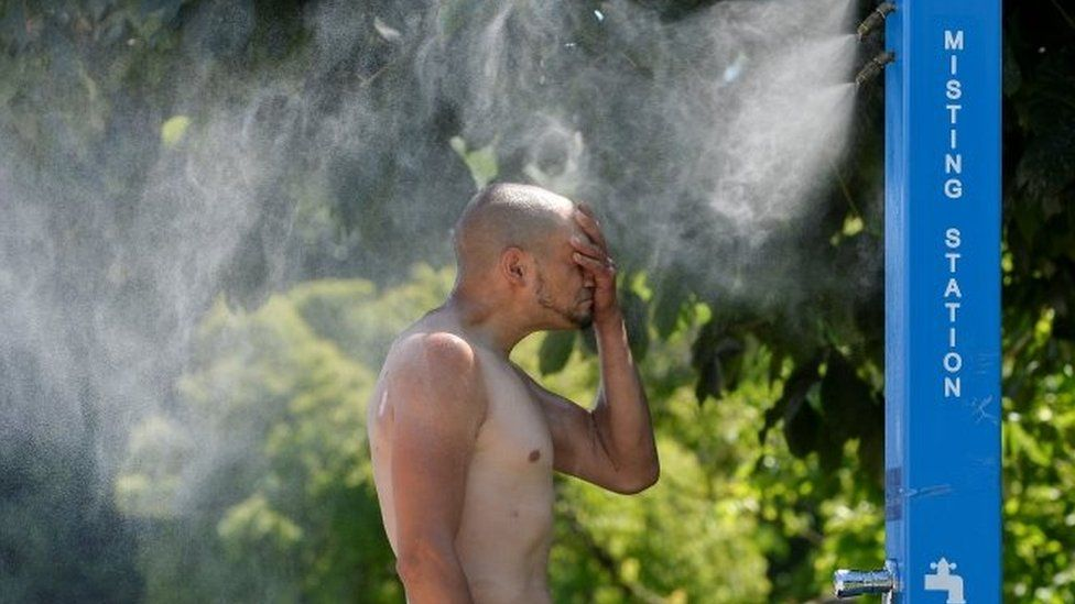 Canada Weather: Heat Hits Record 46.6C As US North-West Also Sizzles