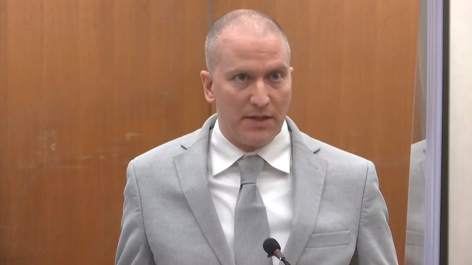 Chauvin Reportedly Close To Plea Deal That Would Make Him Explain George Floyd Murder