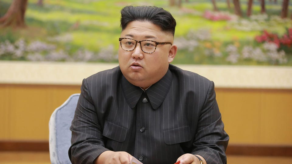 Kim Jong-Un Warns Of 'Grave Incident' That Could Affect North Korea's Pandemic Efforts