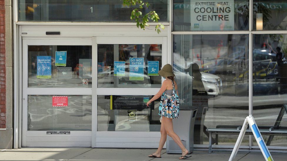 Canada Weather: Dozens Dead As Heatwave Shatters Records