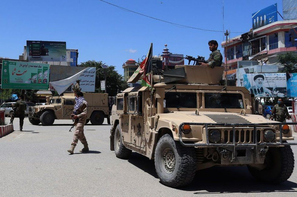 Afghanistan: US Military 'Days Away' From Completing Pull-Out