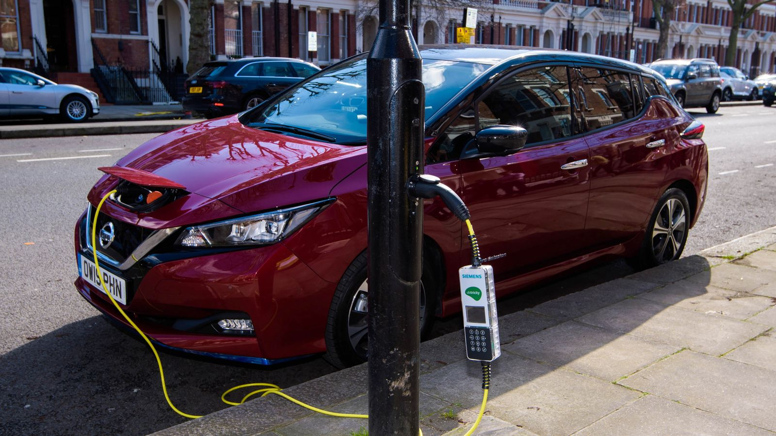 Nissan Announces £1bn 'Gigafactory' Boosting Electric Car Production In The United Kingdom