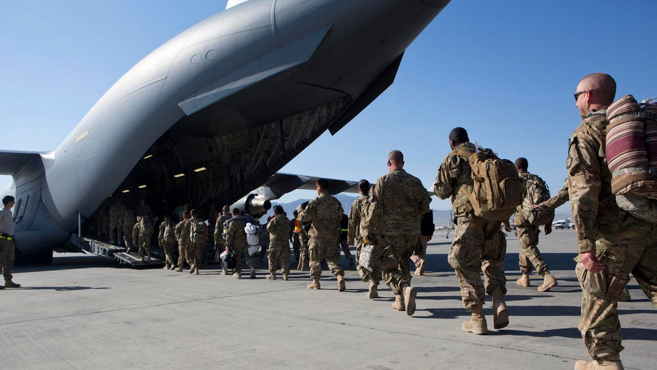 U.S. Military Vacates Afghanistan's Bagram Air Base After Nearly Two Decades