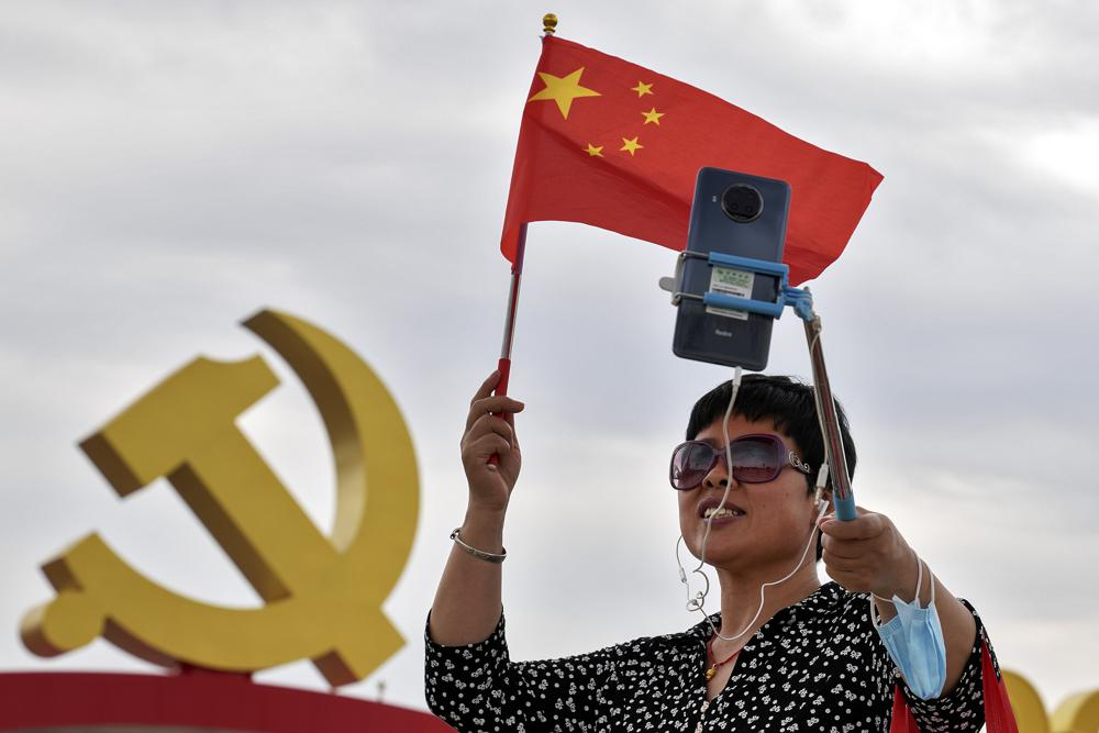 China's Xi Attacks Calls For Technology Blockades