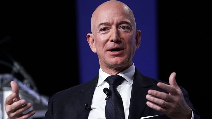 5 Of Jeff Bezos' Best Lessons For Success From His 27 Years As Amazon CEO