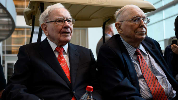 Warren Buffett & Charlie Munger: 'We Made A Lot Of Money, But Here's What We Really Wanted