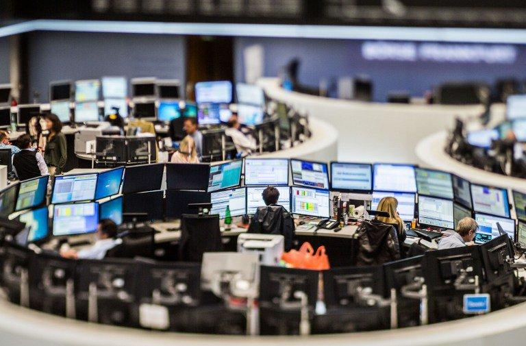 European Stocks Rise At The End Of Choppy Week