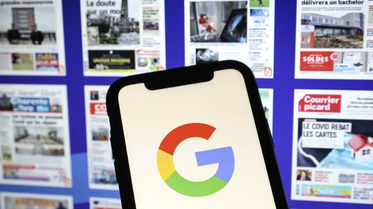 Google Hit With Record $593 Million Fine In France Over News Copyright Battle