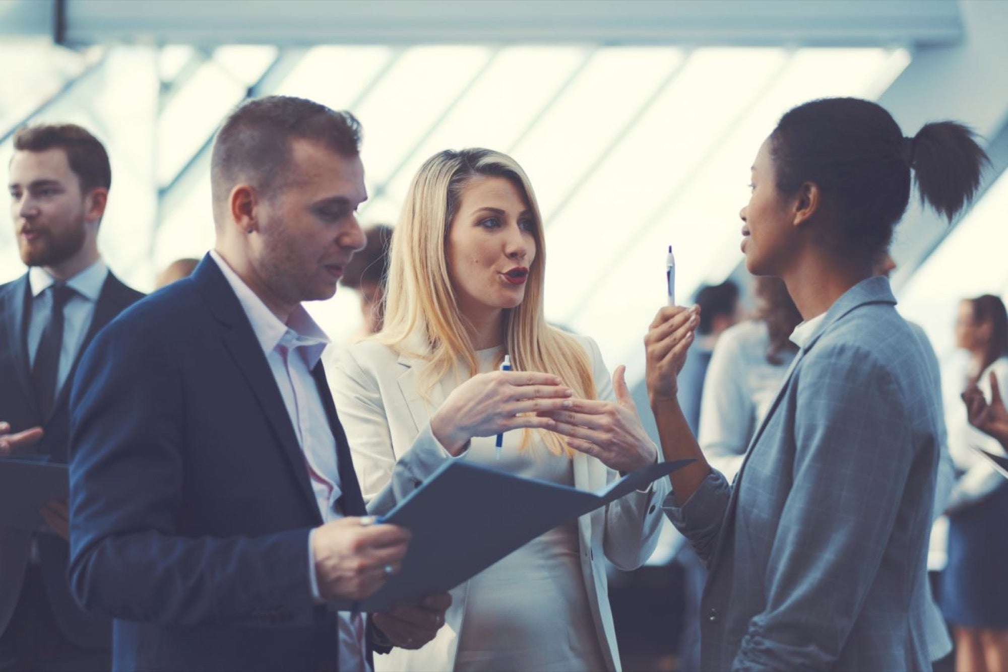 How To Network To Improve Your Career