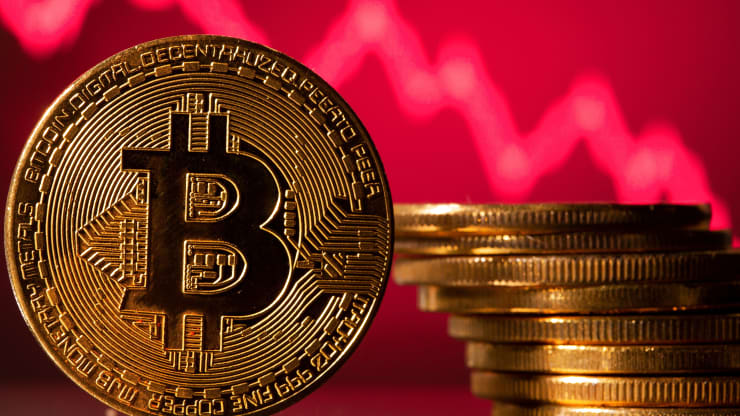 Nearly $100 Billion Wiped Off Crypto Market As Bitcoin Drops Below $30,000
