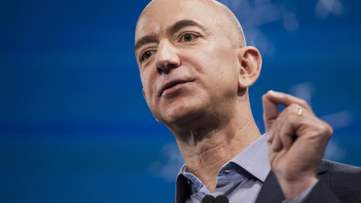 Jeff Bezos: People Who Are 'Right A Lot' Make Decisions Differently Than Everyone Else