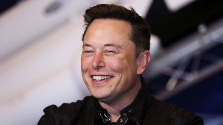 'I Might Pump But I Don't Dump': Elon Musk Says He Plans To Hold Bitcoin Long-Term