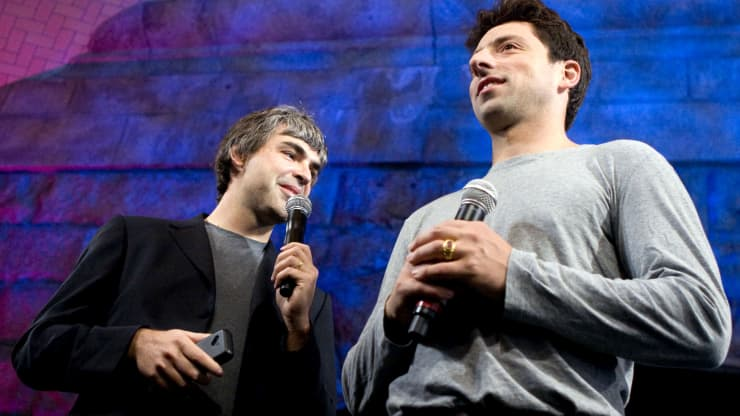 Google Founders Have Sold $1 Billion In Stock Since May, The Most Since 2017