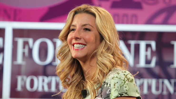 Spanx Founder Sara Blakely: The Two Fears 'I'm Constantly Working On' To Be Successful