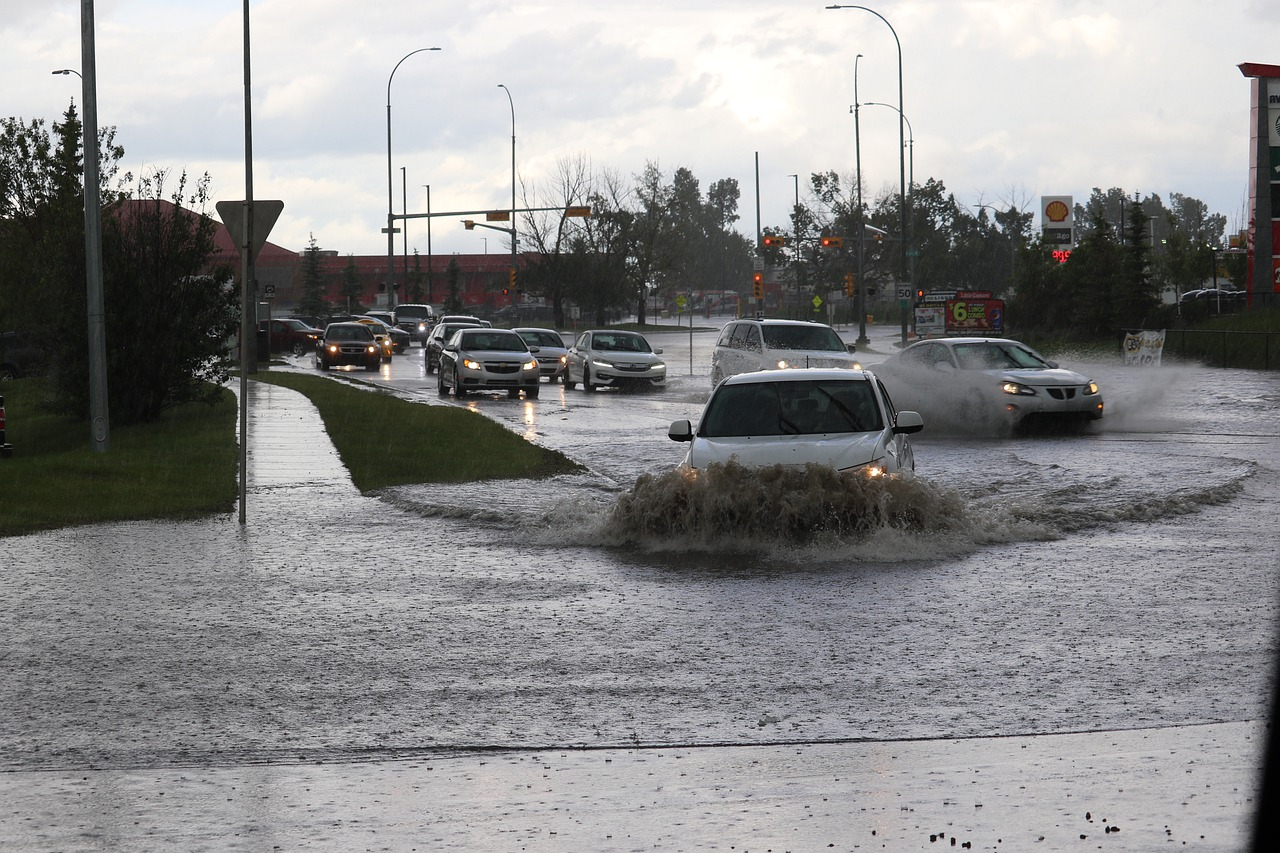 How To Avoid Buying Flood-Damaged Cars