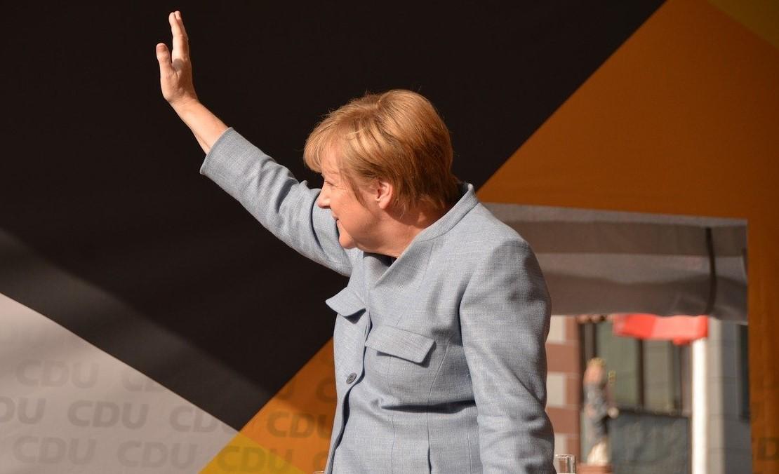 Angela  Merkel, Germany's Effective Leader, Prepares To Vacate Office