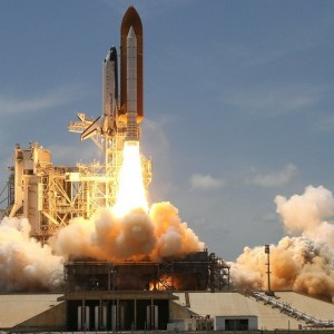 Space X Rocket Launches First-Ever Tourist Mission Into Orbit