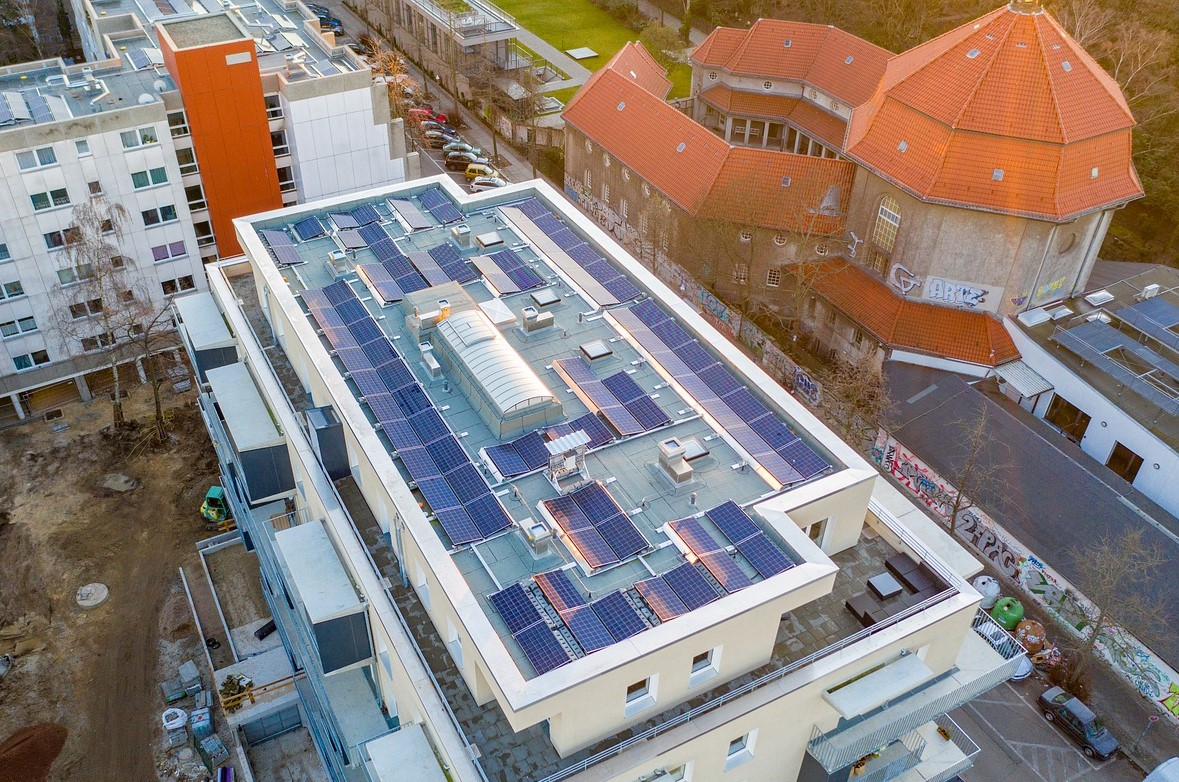 Invest In Sustainable Buildings -Buildings Account For 39% Of Global Greenhouse Emissions