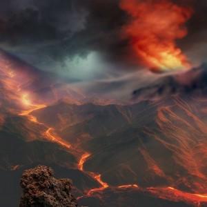 Spain Canary Island Burns, As La Palma Volcano Erupts